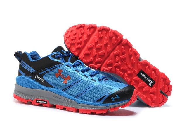 harga Orginal sepatu fitnes running under armour verge low gtx Tokopedia.com