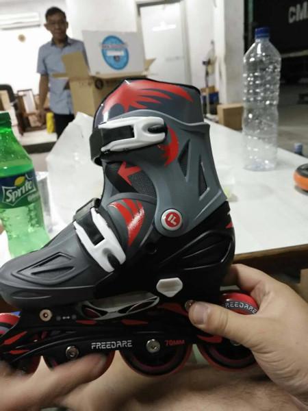 Jual Sepatu Roda Bajaj FREEDARE sport kualitas Super  Inline Skate ... fac4038aac
