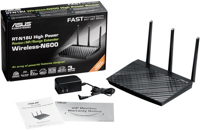 harga Asus wireless router rt-n18u n600 - resmi garansi 3 tahun Tokopedia.com