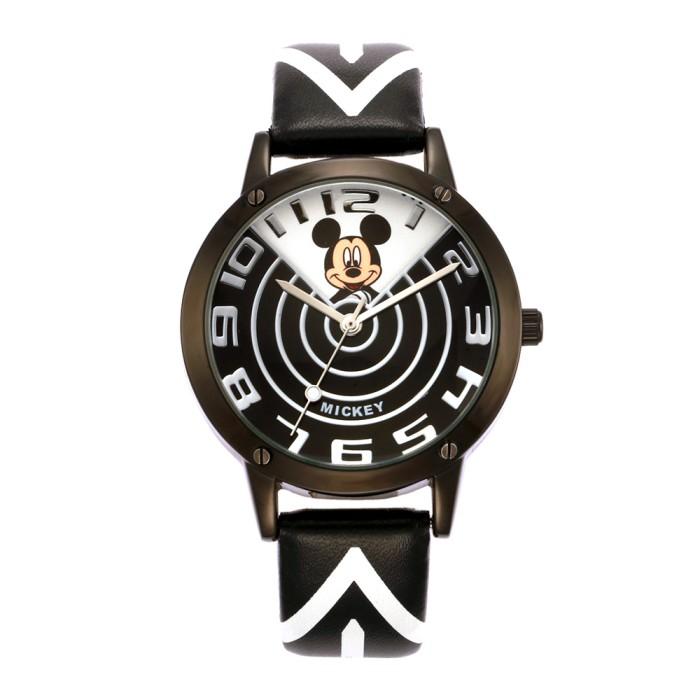 harga Disney ms14054-b mickey mouse jam tangan anak perempuan - hitam Tokopedia.com