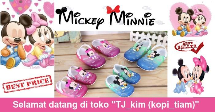 harga Sepatu sandal anak import model korea Tokopedia.com
