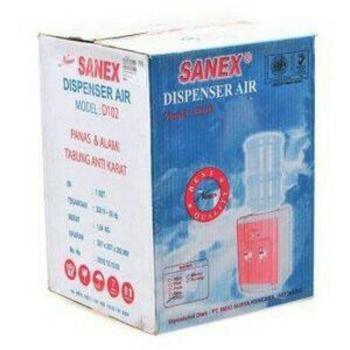 harga Sanex dispenser air minum d-102 Tokopedia.com