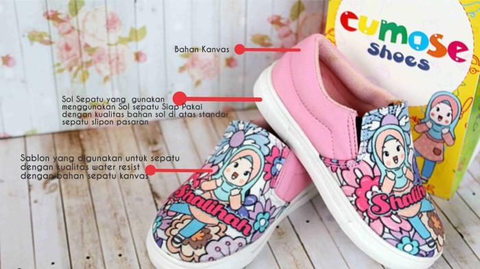 Sepatu Sekolah anak Laki Laki | sepatu cumose