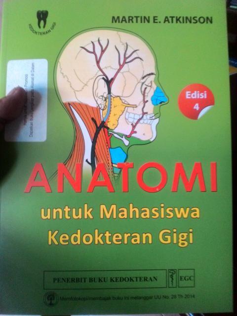 Martin E Source · Anatomi untuk Mahasiswa Kedokteran Gigi & 40 Edisi 4 .