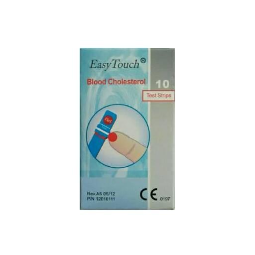 Foto Produk Strip Isi Ulang Easy Touch Kolesterol Refill Easytouch GCU Murah dari Tara Medika