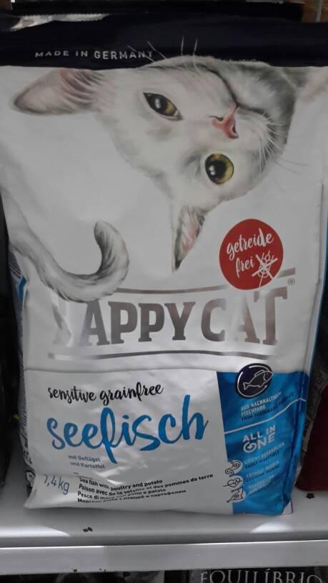 harga Happy cat la cuisine seafish 14kg (grain free) Tokopedia.com