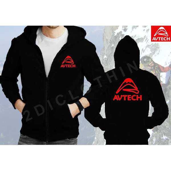 harga Jaket avtech / sweater hoodie/jaket zipper avtech adventure 2 Tokopedia.com
