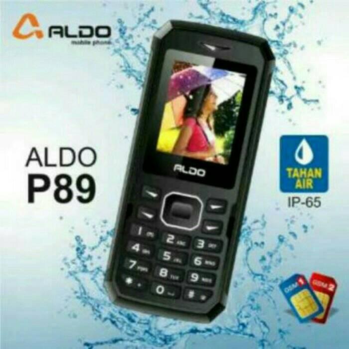 Jual Hp Anti Air Tahan Banting Aldo P89 Wahyu Indophone Tokopedia