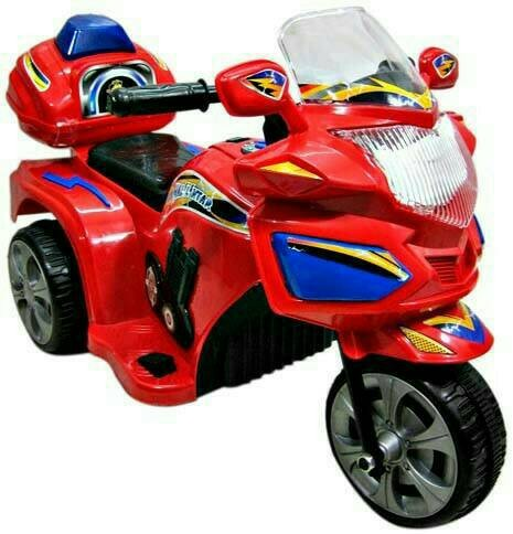 harga Mainan motor aki halilintar Tokopedia.com