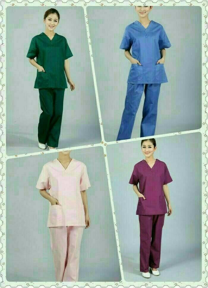 Foto Produk Baju OK / Baju Operasi / baju jaga dari asamedica