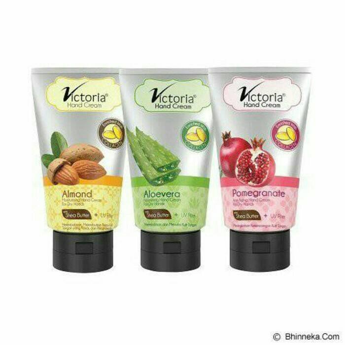 Victoria Hand Cream 50g