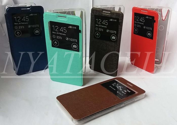 UME Enigma Lenovo A6000 Plus Leather / Flipshell / Flip Case Cover