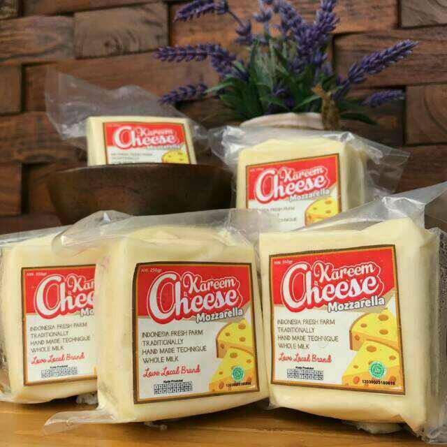 Jual keju mozarella kareem cheese HALAL MUI - Kota Yogyakarta - Salma  Online Shop | Tokopedia