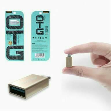 harga Remax otg usb type c konektor / kabel cable tipe android flashdisk Tokopedia.com