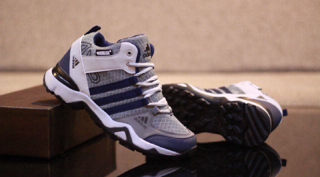 harga Sepatu sport adidas ax2 terrex high casual sneakers fitness pria #2 Tokopedia.com