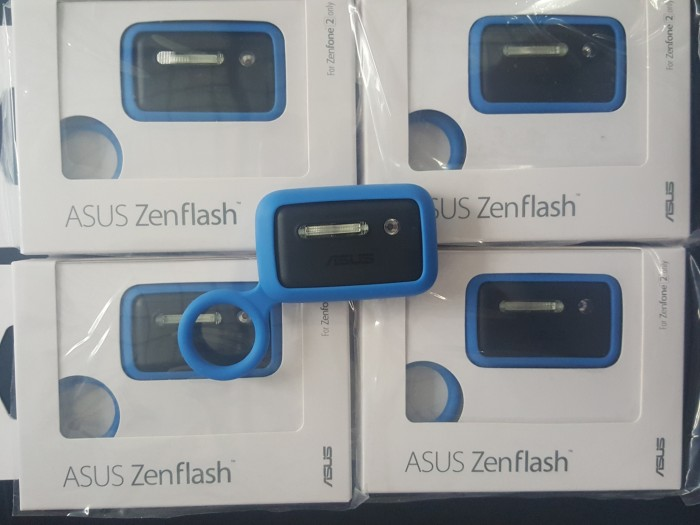 harga Asus zenflash / flash light camera zenfone 2 - hitam Tokopedia.com