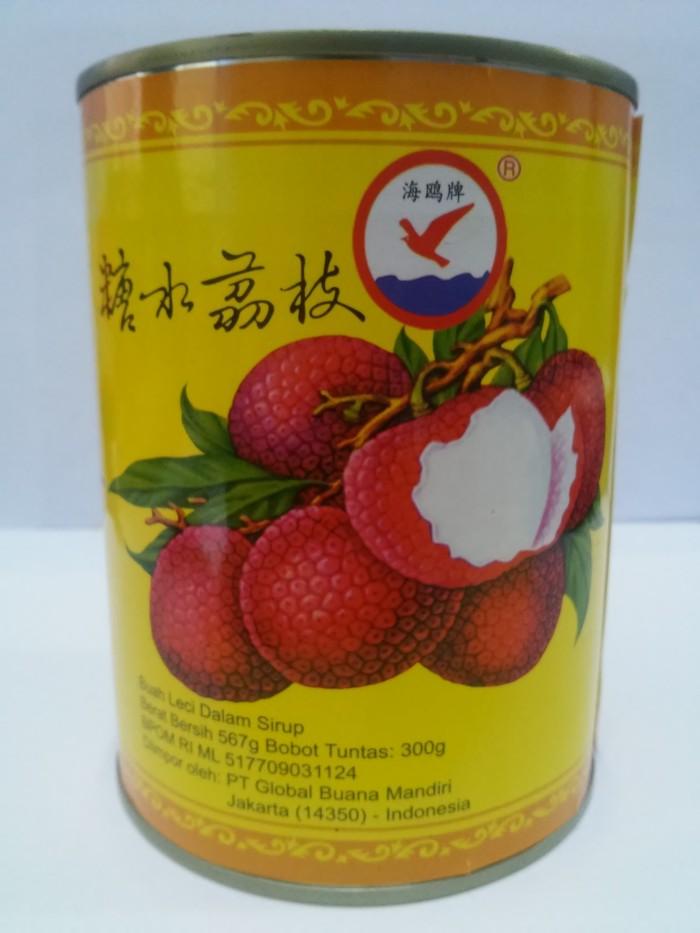 harga Lychees in syrup ( buah leci dalam kaleng ) Tokopedia.com