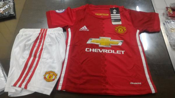 460eb92275c Jual Jersey Baju Bola Manchester United Home Kids (Anak) 2016 2017 ...