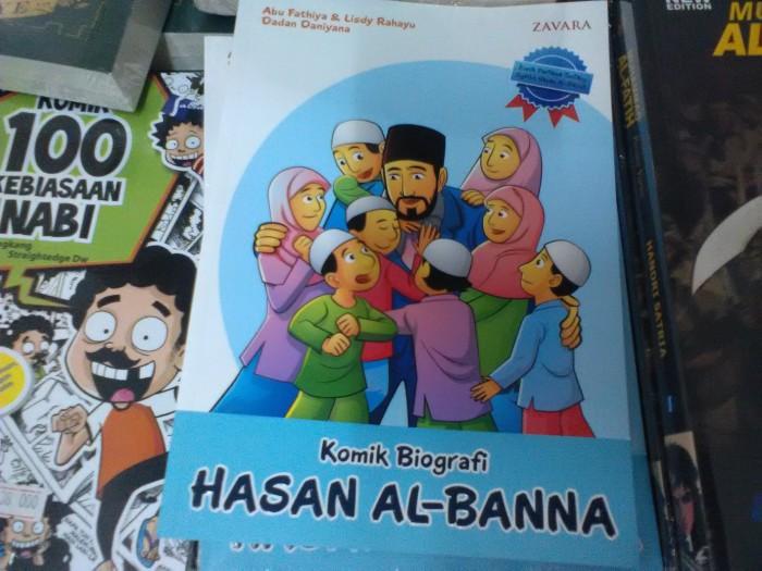 harga Komik hasan al-banna Tokopedia.com