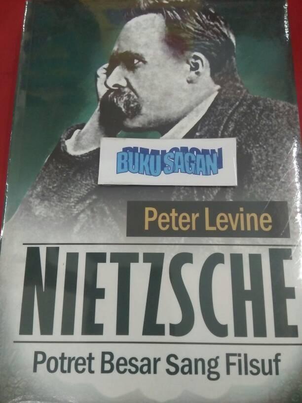 harga Nietzsche potret besar sang filsuf peter levine ok Tokopedia.com