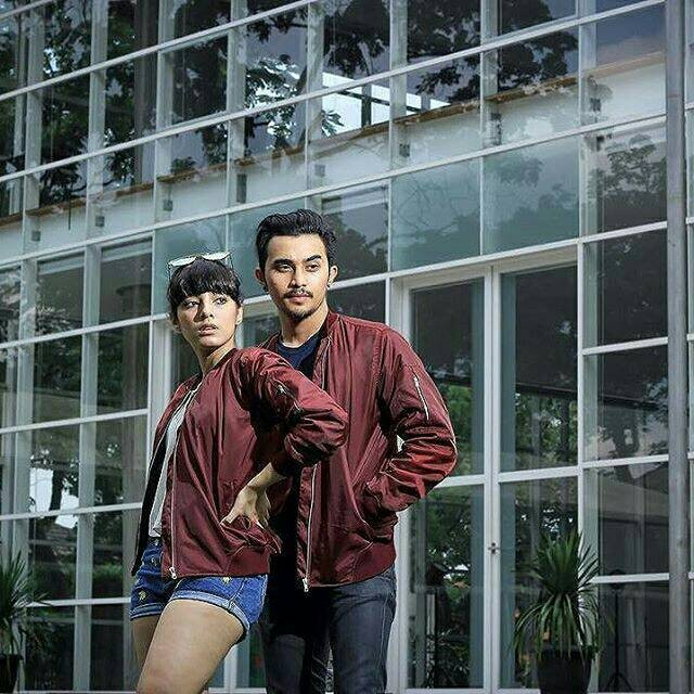 harga Jaket jacket bomber satuan / couple pasangan pria wanita laki fashion Tokopedia.com