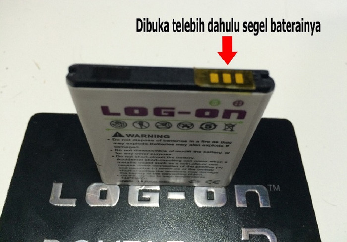 Jual [NEW] Baterai Log On Double Power Vivo Y15 / Y22 Battery Batre -  atarizme | Tokopedia