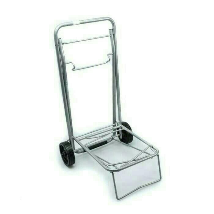 harga Troley troli trolley tas bagasi lipat barang aqua galon murah kuat Tokopedia.com