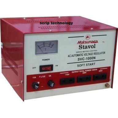 harga Stabilizer matsunaga 1000watt 1000 watt 1000w stavol svc-1000n Tokopedia.com