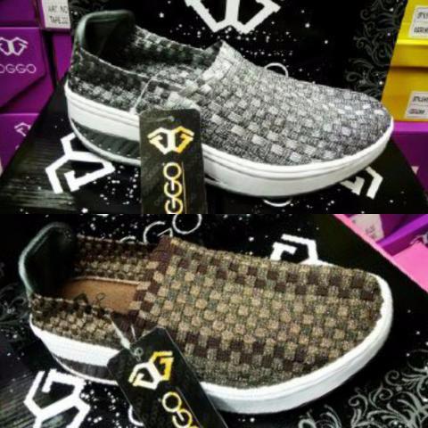 Jual Sepatu Wanita Rajut Anyaman Oggo 602 Wedges Original ... 8a6842abfc