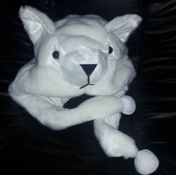 harga Kucing Anggora Peak Nose Animal Hat Topi Boneka Tokopedia.com