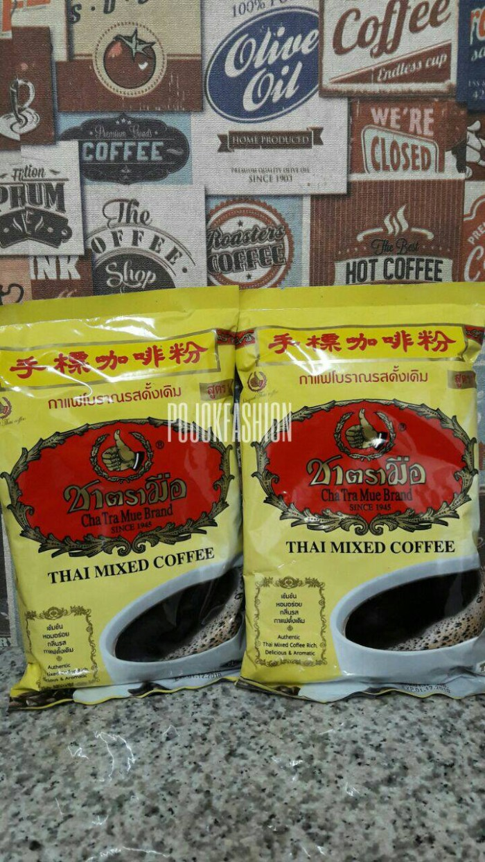 Thai mixed coffee number one 1kg
