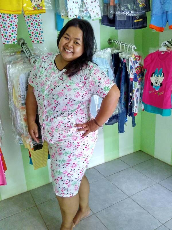 Baju Tidur Jumbo Piyama Big Size Wanita