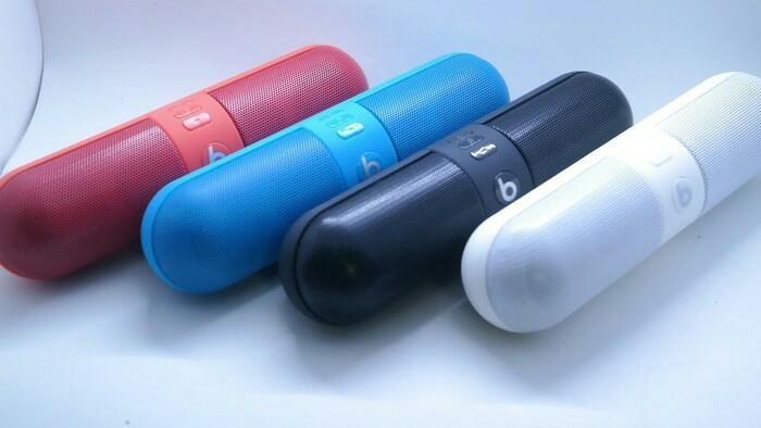 harga Speaker bluetooth beats pill by dr.dre portable bluetooth speaker Tokopedia.com