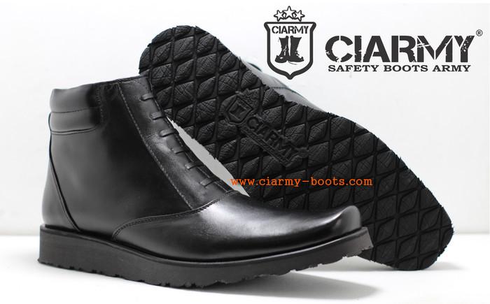 Jual Sepatu PDH-PDL Polri Asli Kulit Dop Semir Type C-03TD - Sepatu ... 87f517ee84