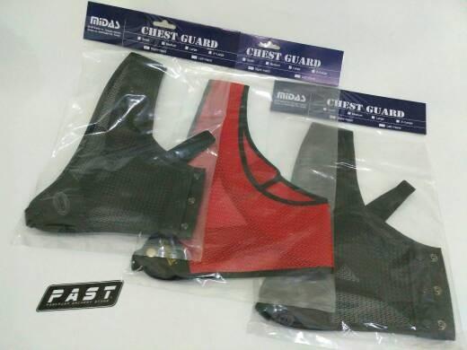 """Chest Guard/Pelindung Bahu Cartel """"Midas"""""""