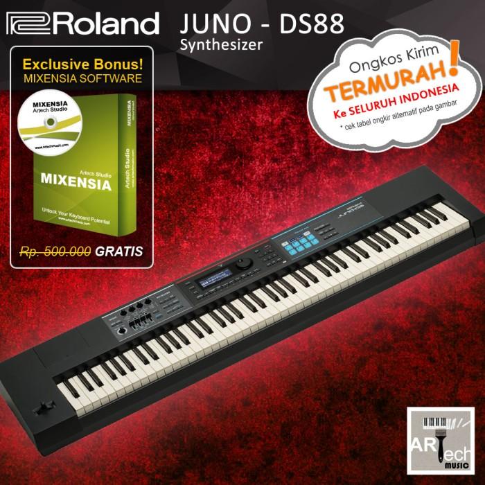 harga Roland juno ds88 / ds 88 / junods 88 synthesizer digital piano Tokopedia.com