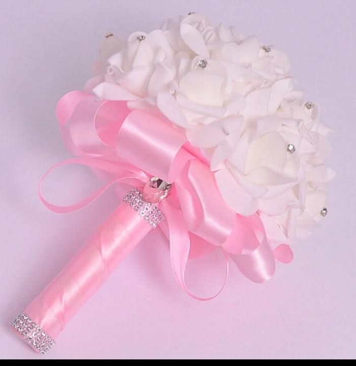 Wedding Hand Flower Bouquet