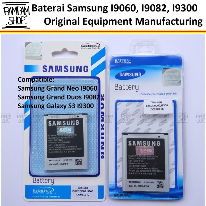 harga Batre / baterai / battery / batrai handphone samsung s3 i9300 ori Tokopedia.com