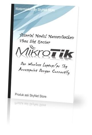 harga Buku modul memanfaatkan vbox sbg router mikrotik dan wireless lapt Tokopedia.com