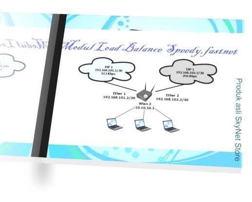 harga Buku modul load balance dan failover di mikrotik Tokopedia.com