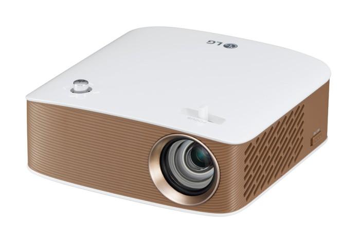 harga Mini portable projector proyektor lg ph150g 130 ansi lumens Tokopedia.com