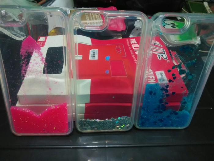 harga Hardcase oppo f1s aquarium water glitter case oppo f1s Tokopedia.com