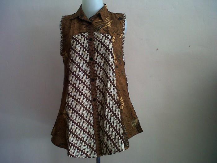 Jual Atasan Baju Wanita Batik Modern Model Batik Yukensi M Batik Jogja Mix Kota Yogyakarta Gn Batik Collection Tokopedia