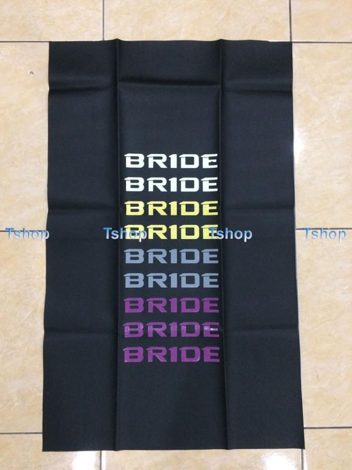harga Kulit / cover / sarung jok motor motif bride sablon ungu abu Tokopedia.com
