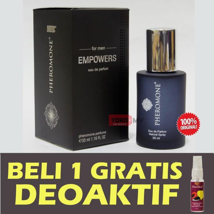 Jual Parfum Pheromone Empowers Ori Paling Murah Setokopedia Kota
