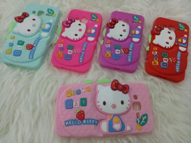 harga Silicone rubber 3d case samsung core 2 g355h hello kitty edition Tokopedia.com