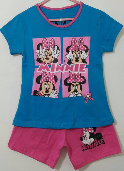 Foto Produk Seteln Minnie mouse - Blue (Besar) dari Carol R. Duncan Store
