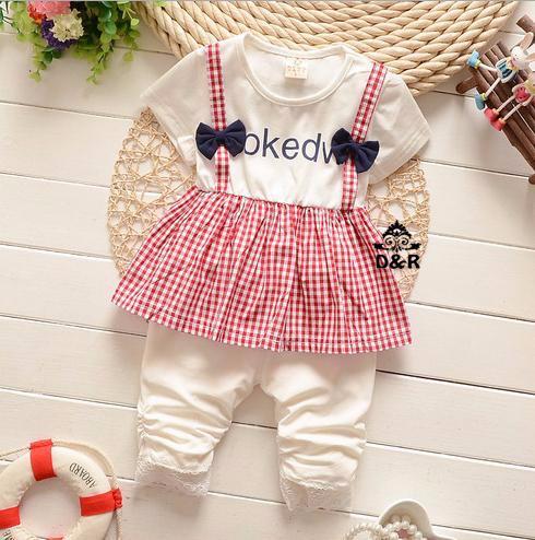Foto Produk Baju Anak Perempuan | Pakaian Anak | st adriana DR setelan anak peremp dari Carol R. Duncan Store