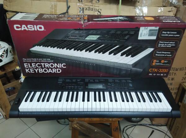 harga Keyboard casio ctk-3200(garansi 1thn casio) Tokopedia.com