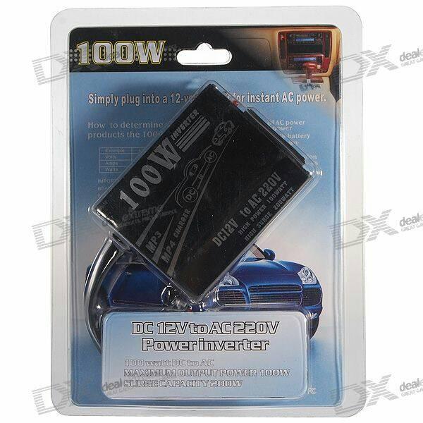 harga Power inverter 100w Tokopedia.com